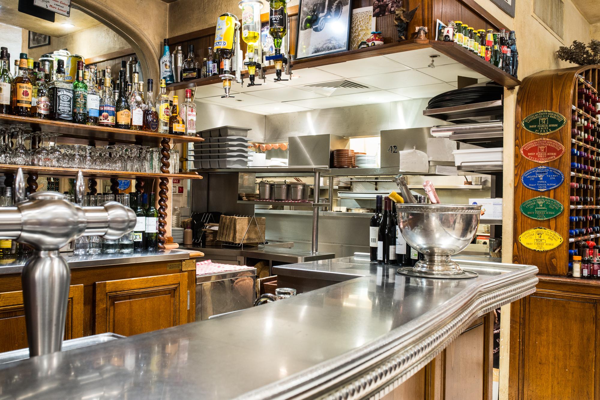 Bar Auberge Aveyronnaise Paris 12