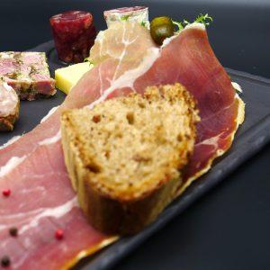 planche de charcuterie restaurant aveyronnais paris