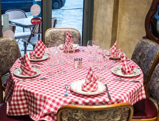Table Auberge Aveyronnaise Paris 12 restaurant aveyronnais paris